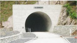 道路、鉄道、橋、トンネル