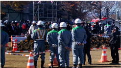 防災訓練、災害協定の締結