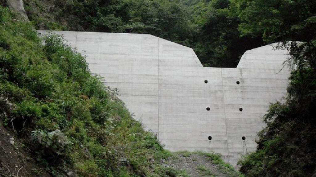 砂防ダム技術